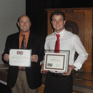 CBT students honored by EKU Co-op Office